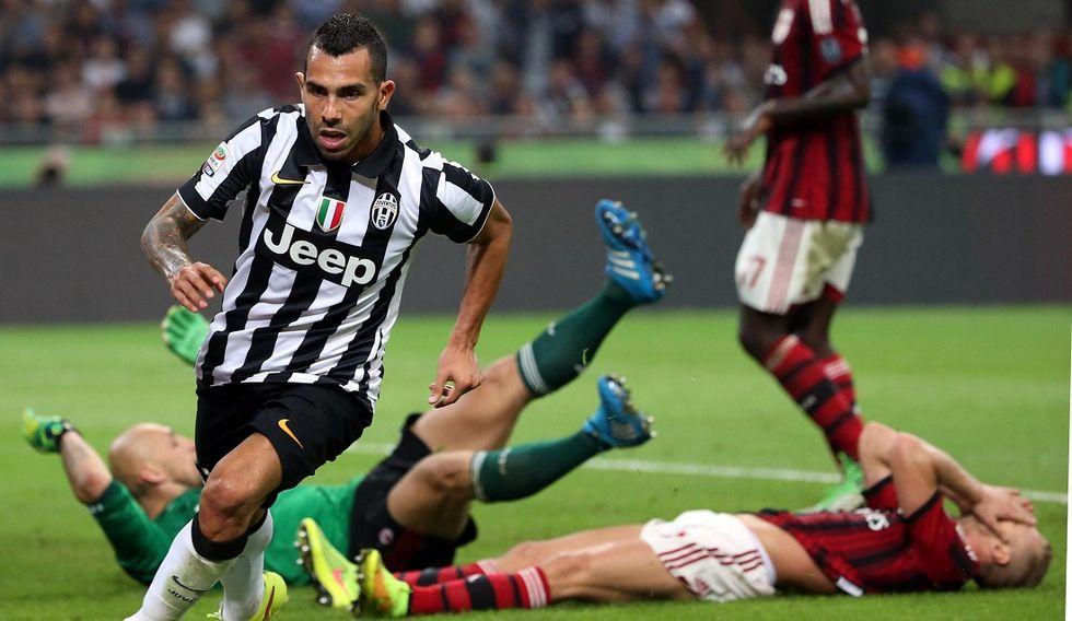 Fantacalcio, 22a Serie A:  Tevez-Menez, il duello che fa rima