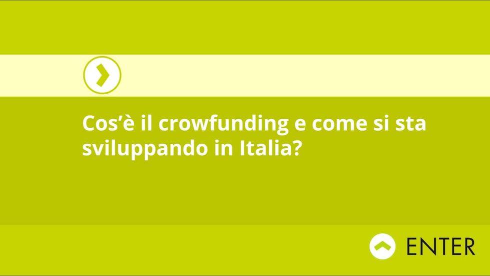 Crowfunding: potenzialità e sviluppi, anche in Italia