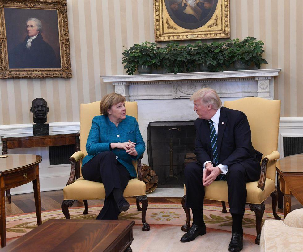 Gli Usa, la Germania e la Guerra Fredda del terzo millennio