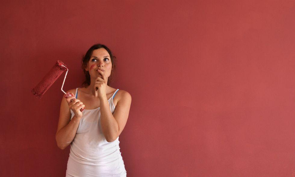 La realtà aumentata aiuta a dipingere le pareti di casa