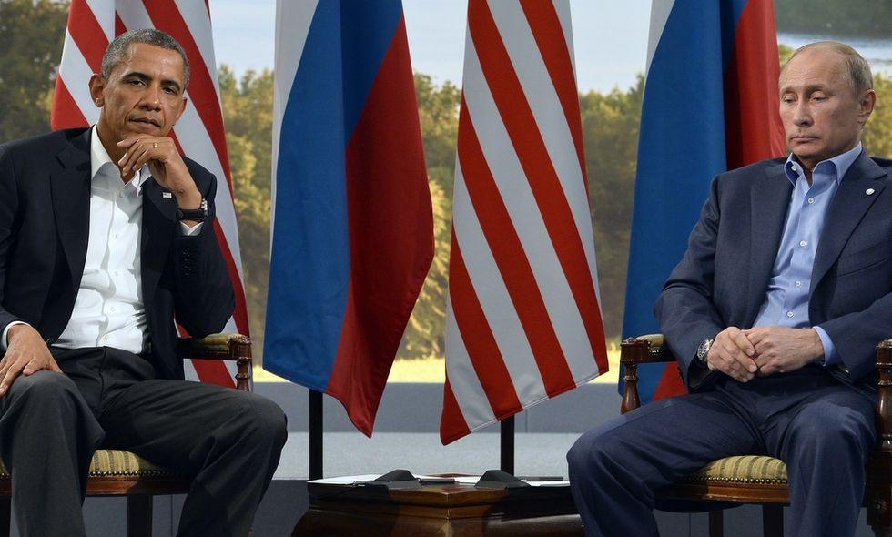 Obama fa studiare Putin dagli psichiatri