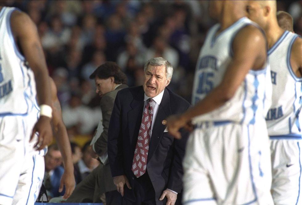 Ncaa: è morto coach Dean Smith, leggenda del basket universitario