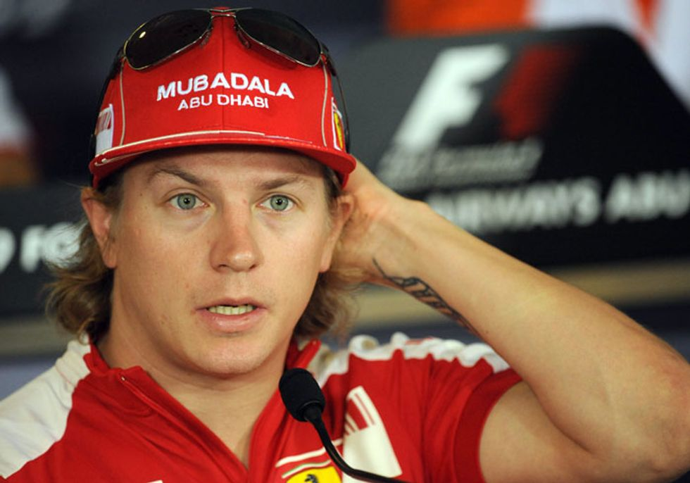 Kimi Raikkonen, tutti i suoi numeri