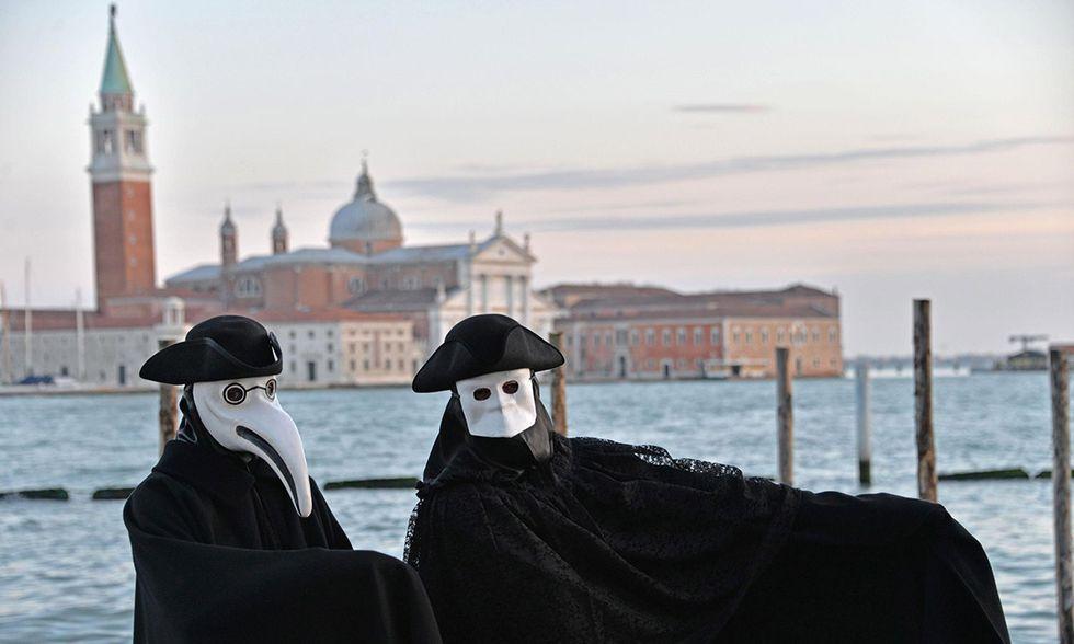 Foto dal Carnevale di Venezia