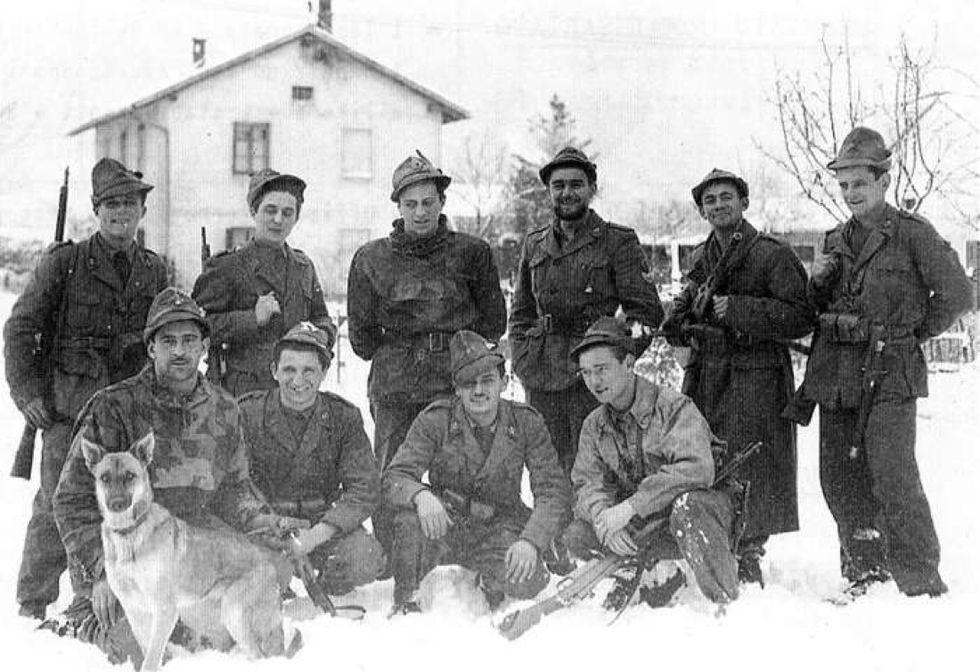 Le vittime delle Foibe e del massacro di Porzus