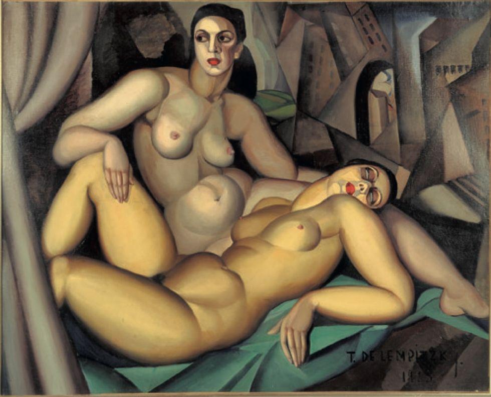 Tamara de Lempicka. Una nuova mostra a Torino