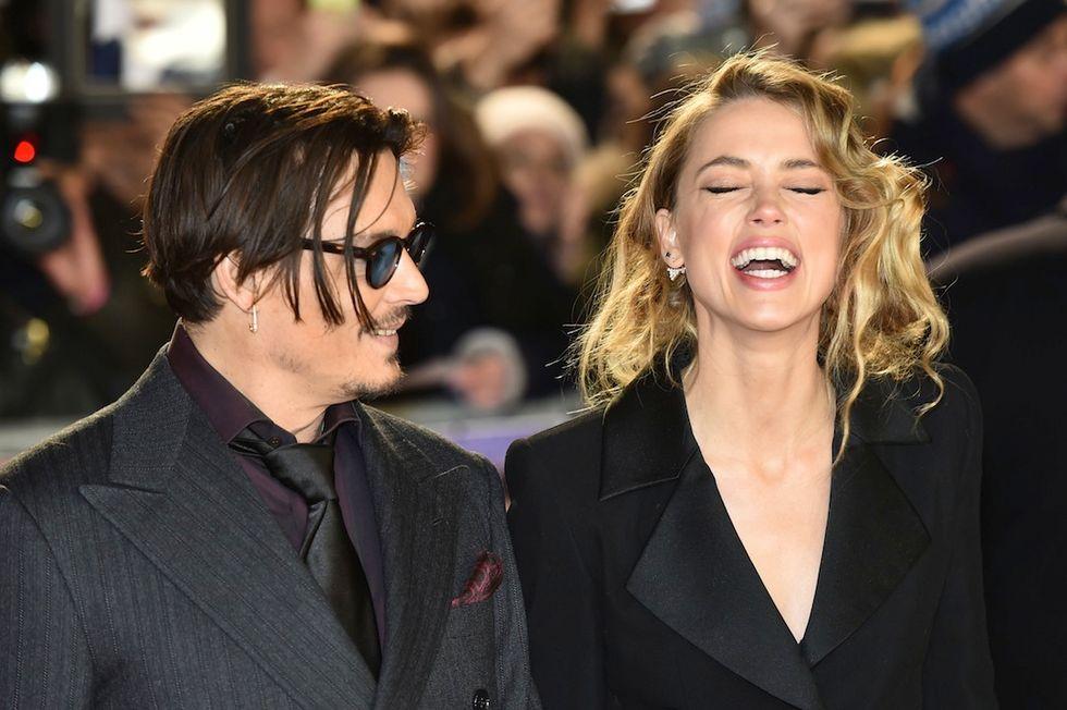 Johnny Depp rischia una condanna a 10 anni di carcere