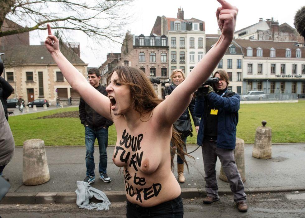 Diritto di topless