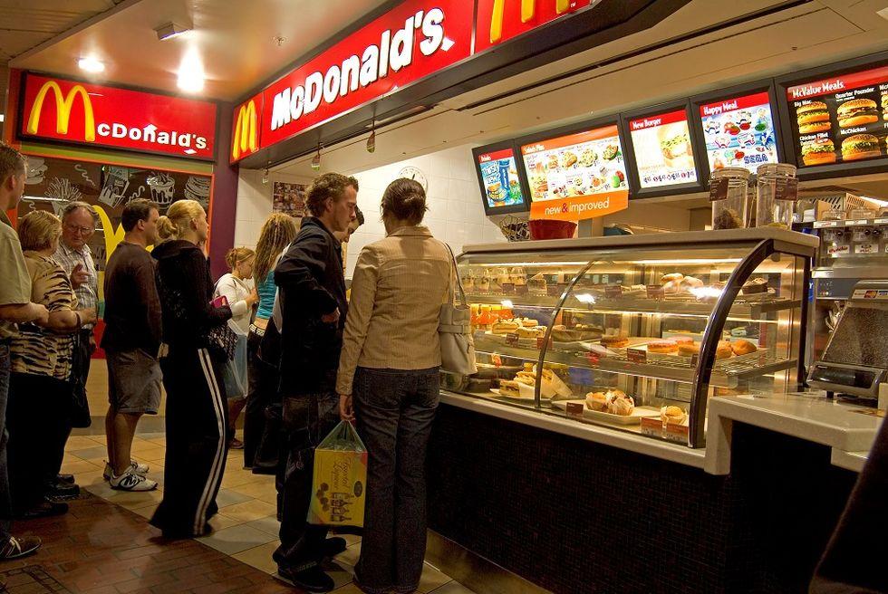 Perché McDonald's perde colpi