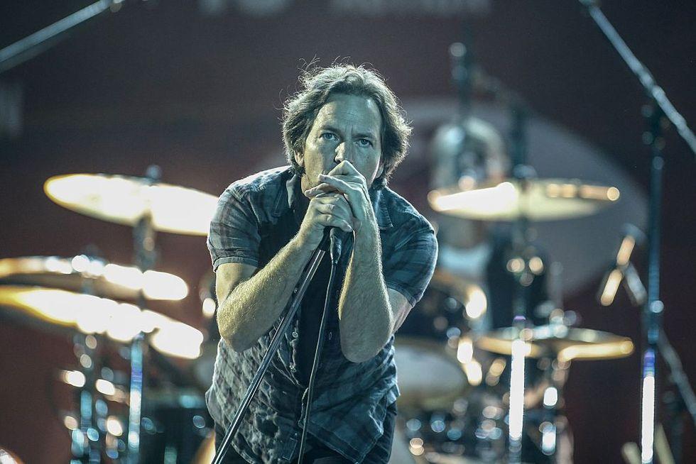 Pearl Jam: gli araldi del grunge in un concerto-evento a Imola