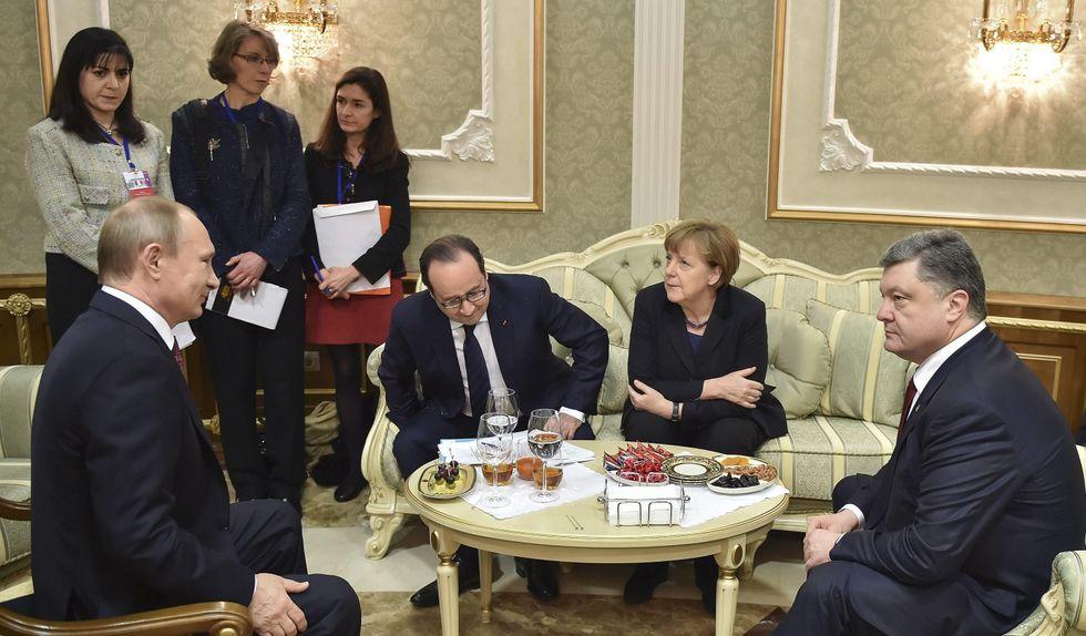 A Minsk va in scena la psicodiplomazia di Putin