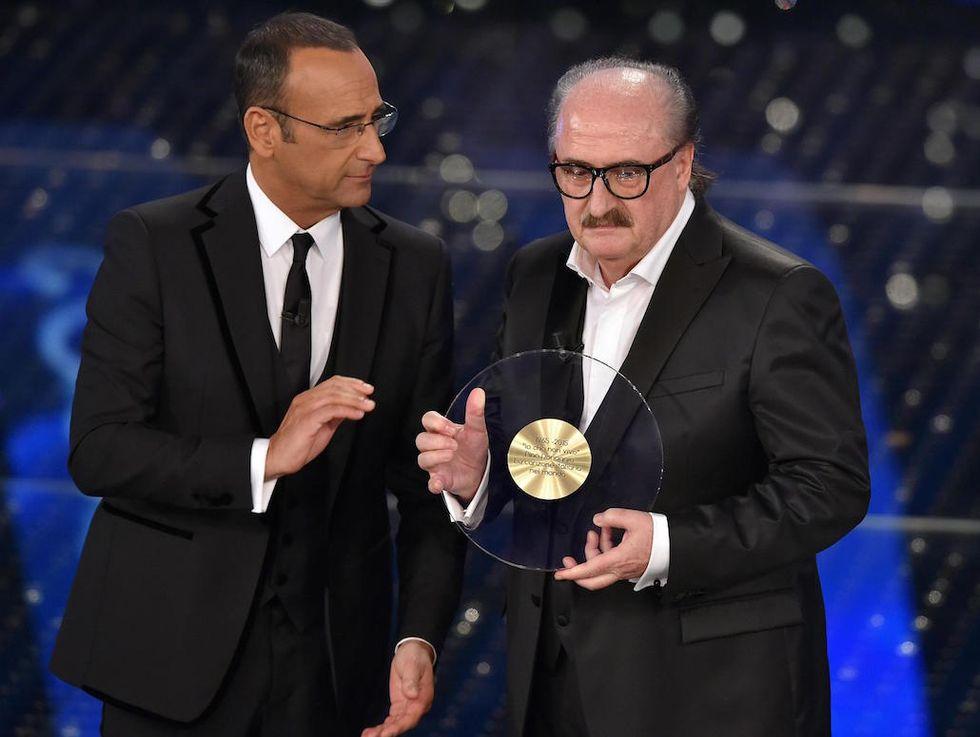 Pino Donaggio: il re delle colonne sonore vince il Premio Tenco