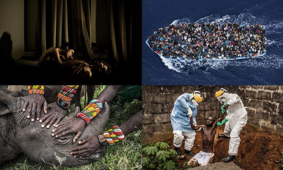 World Press Photo 2015, le foto dei vincitori