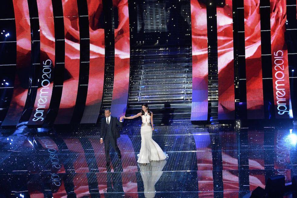 Sanremo 2015: la terza serata con Luca e Paolo e gli Spandau Ballet