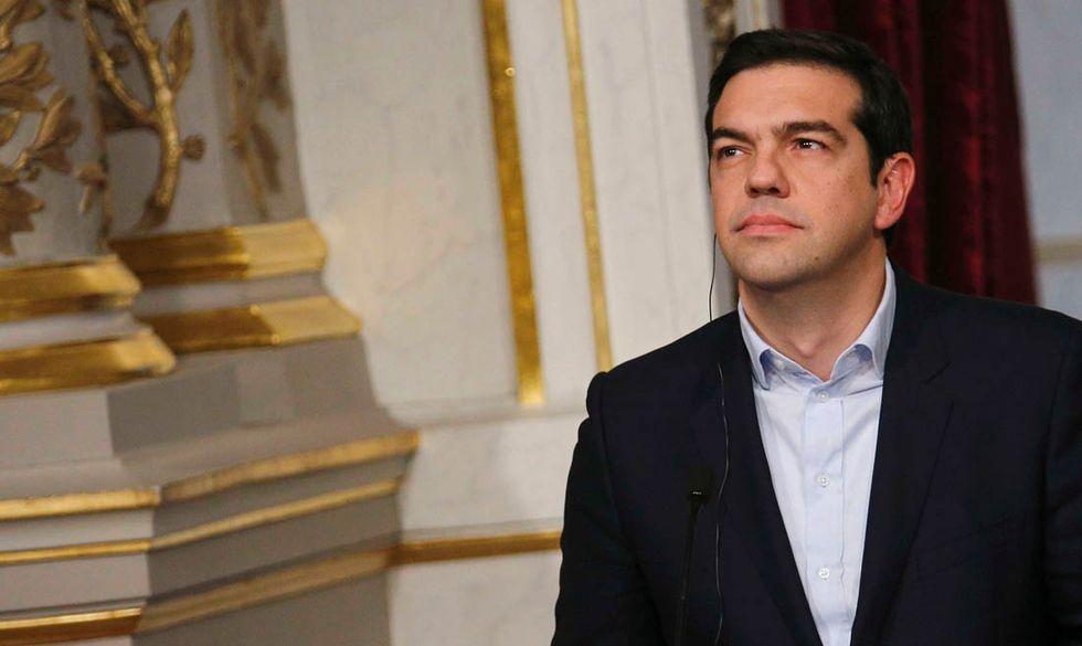 Grecia: l'ultima speranza di Tsipras