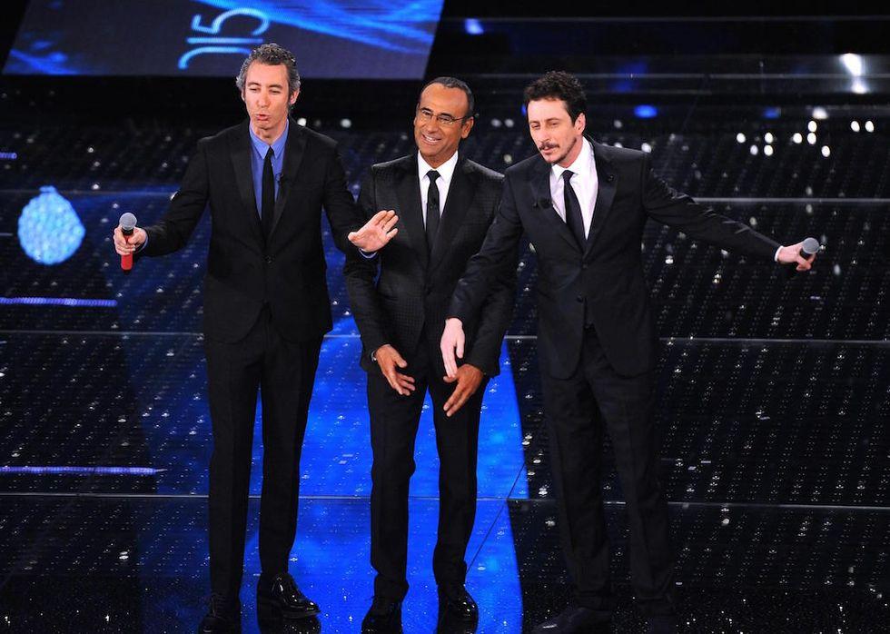 Sanremo 2015: il meglio e il peggio della terza serata