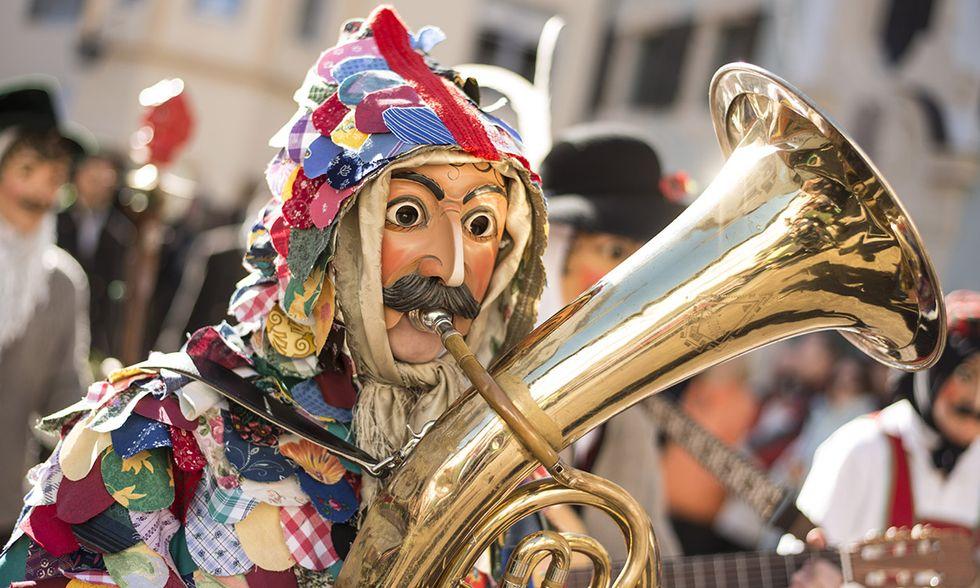 Fasching, foto dal Carnevale in Baviera