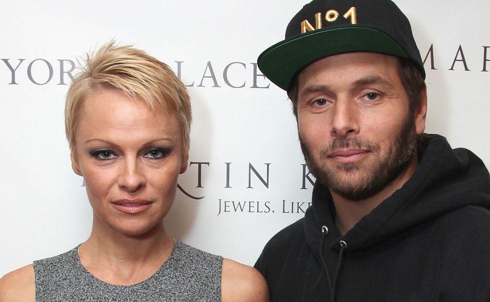 Pamela Anderson: divorzio numero 3 da Rick Salomon