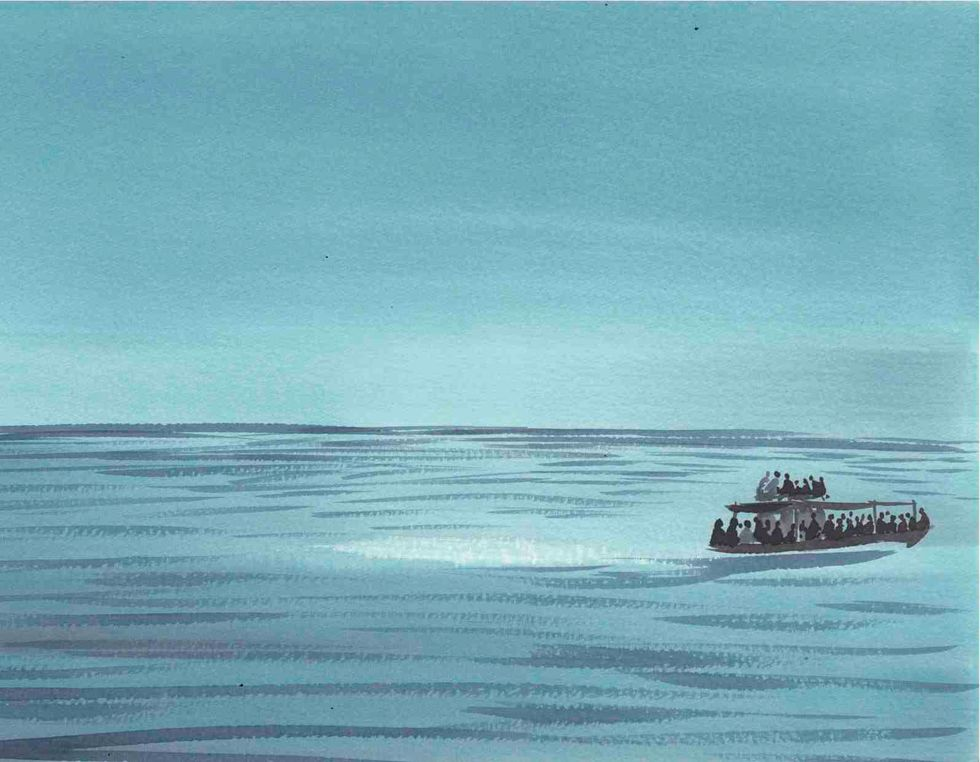 'La via del pepe': una fiaba di mare e migranti tragicamente attuale