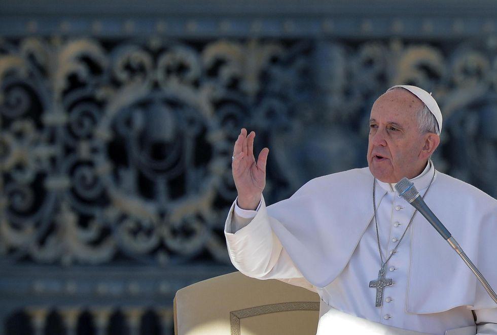 L'economia vista da Papa Francesco