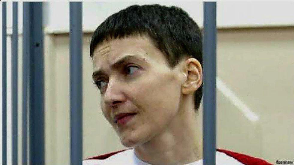 Nadiya, top gun ucraina prigioniera in Russia, condannata per omicidio