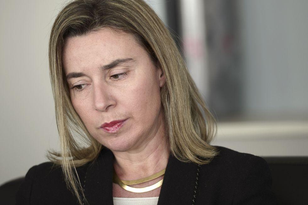 Federica Mogherini: in Europa conta poco, per Renzi molto