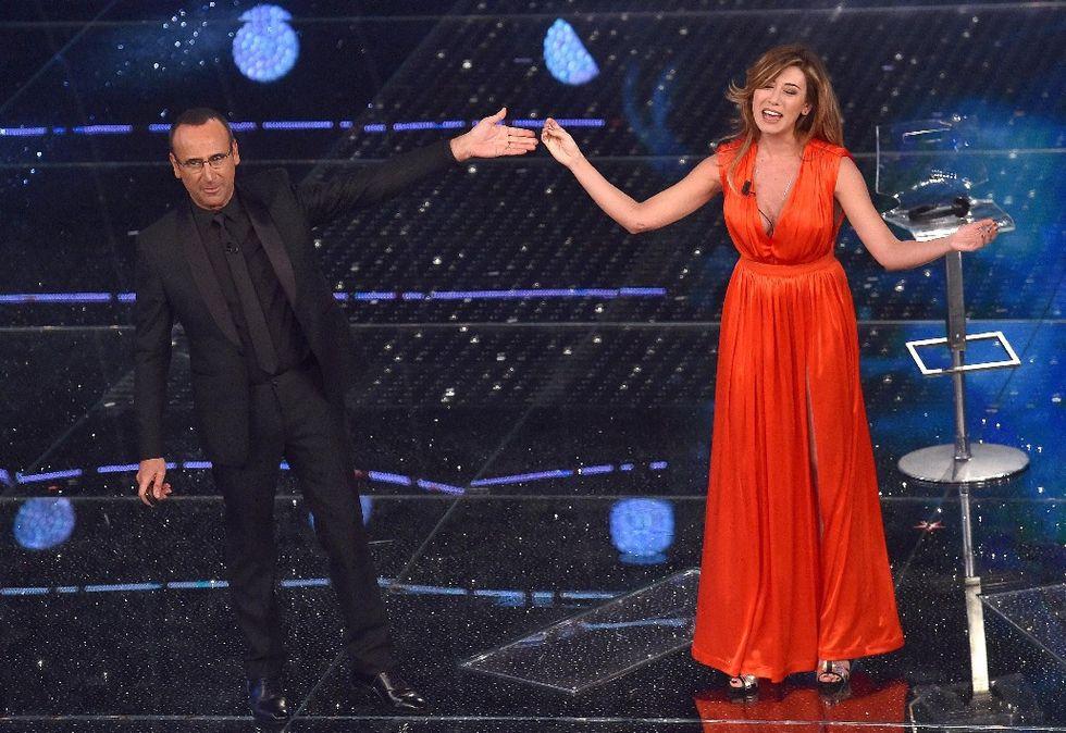 Sanremo 2015: le pagelle ai look della quarta serata