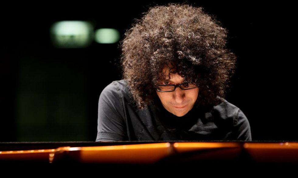Madesimo Music festival: questa sera Giovanni Allevi live