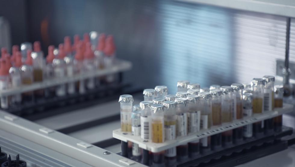 La multinazionale che porta l'automazione nei laboratori di tutto il mondo