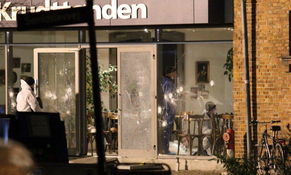Copenaghen: le foto dell'attacco terroristico