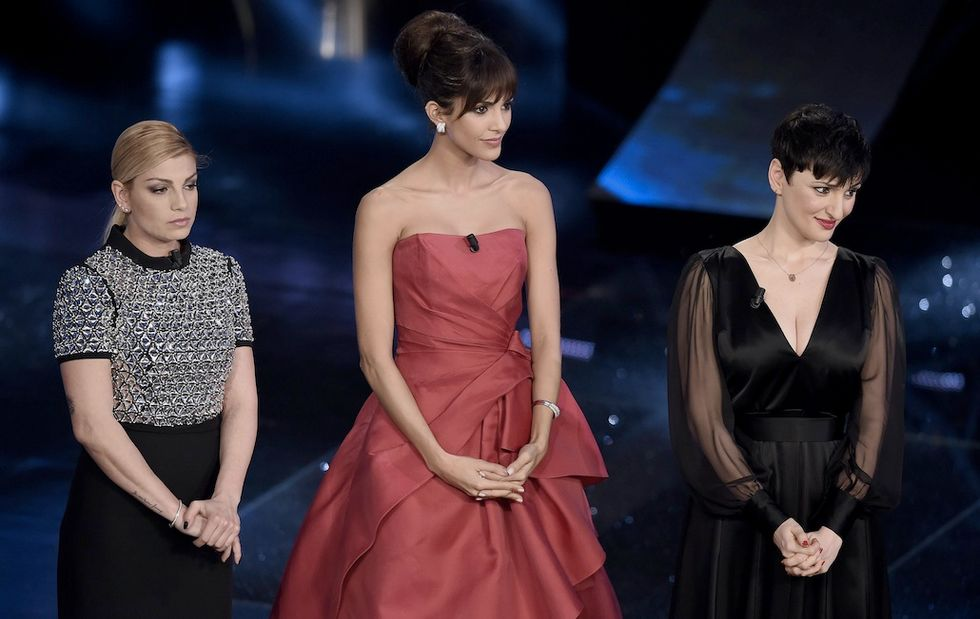 Sanremo 2015: le pagelle ai look della finale