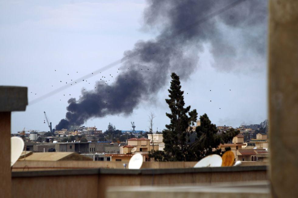 Libia, i raid aerei egiziani contro l'Isis
