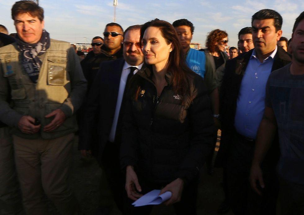 Angelina Jolie e Brad Pitt: la tribù si allarga