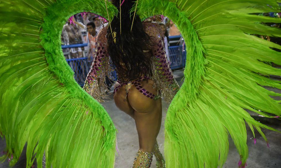 Il Carnevale di Rio de Janeiro nelle foto più sexy