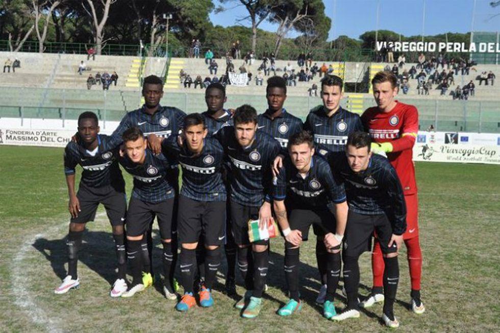 L'Inter vince il Torneo di Viareggio 2015