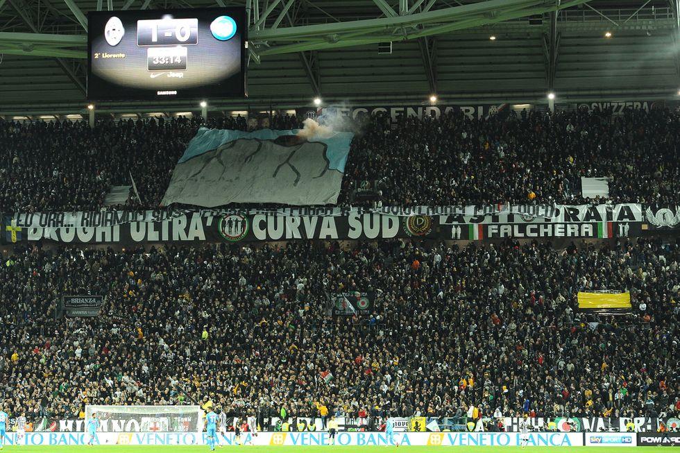 La sfida degli ultrà alla Juve: sciopero del tifo