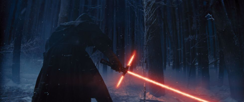 La nuova spada laser di Star Wars? Colpa di Apple