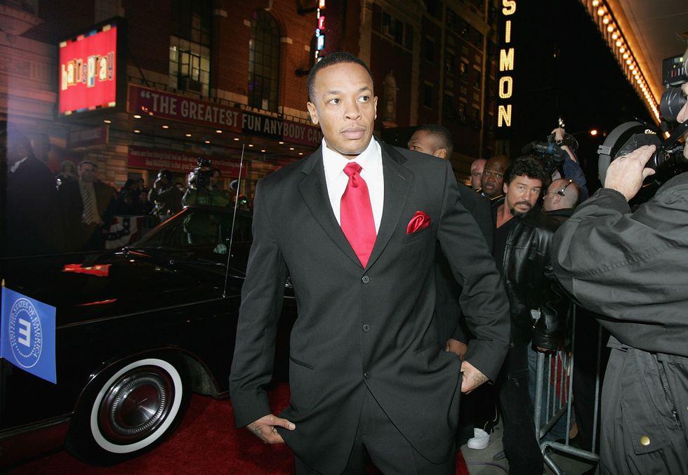 Dr.Dre compie 50 anni: le immagini cult della sua carriera