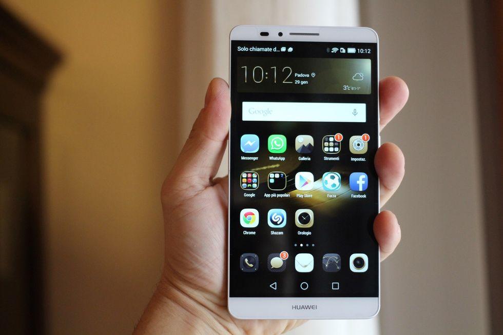 Huawei Ascend Mate 7, la recensione