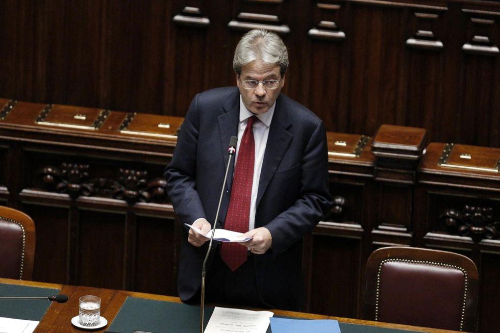 """Gentiloni dice no ad """"avventure inutili e pericolose"""" in Libia"""