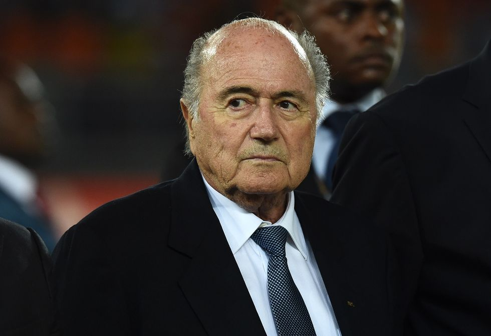 """Caso Sacchi, parla Blatter: """"Sono scioccato dalle sue parole"""""""