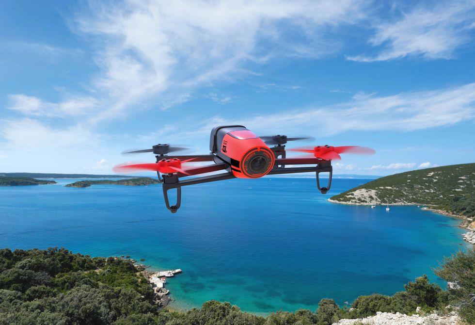 Parrot Bebop, il drone con la passione per la fotografia
