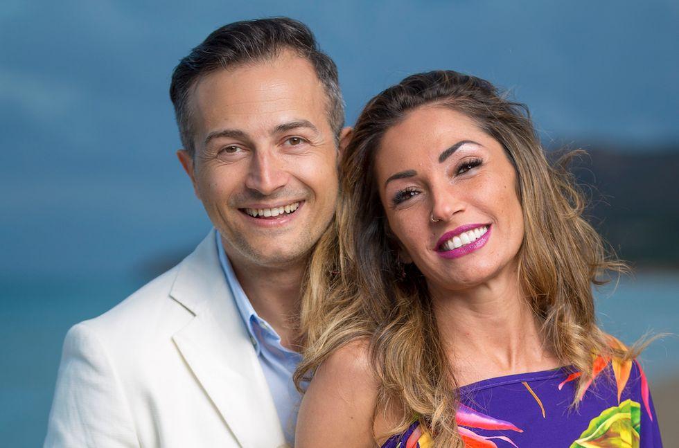 Ida e Riccardo Temptation Island 2018