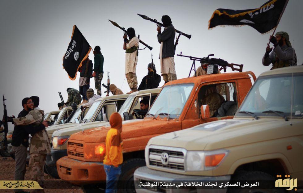 L'Isis avanza in Siria: centinaia di caldei presi in ostaggio