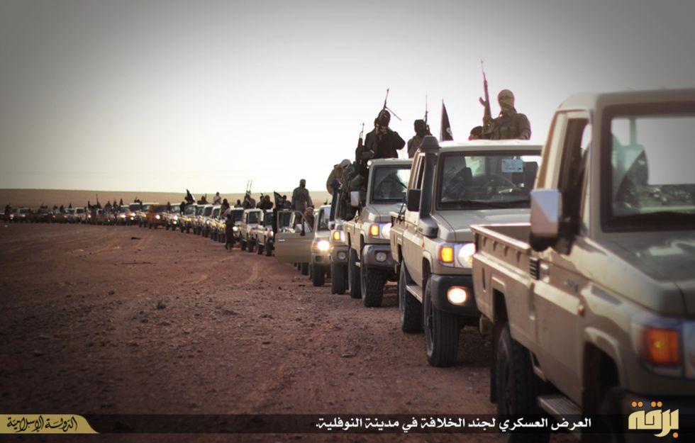 L'Isis e le nostre legittime paure