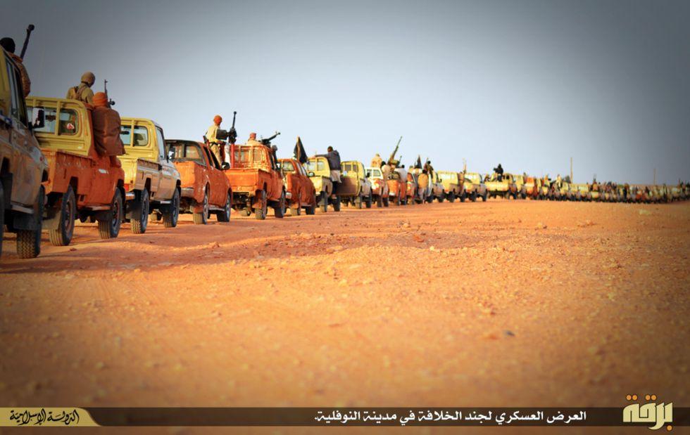 Al Anbari, l'uomo del Califfo per espandere la jihad in Libia