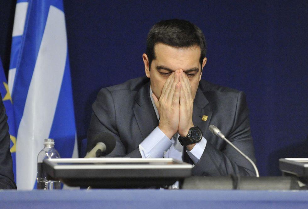 La Grecia rimborsa il Fmi ma può ancora fallire