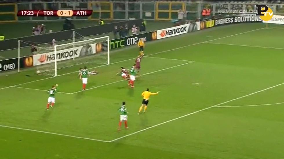 Torino - Athletic Bilbao 2-2: le immagini