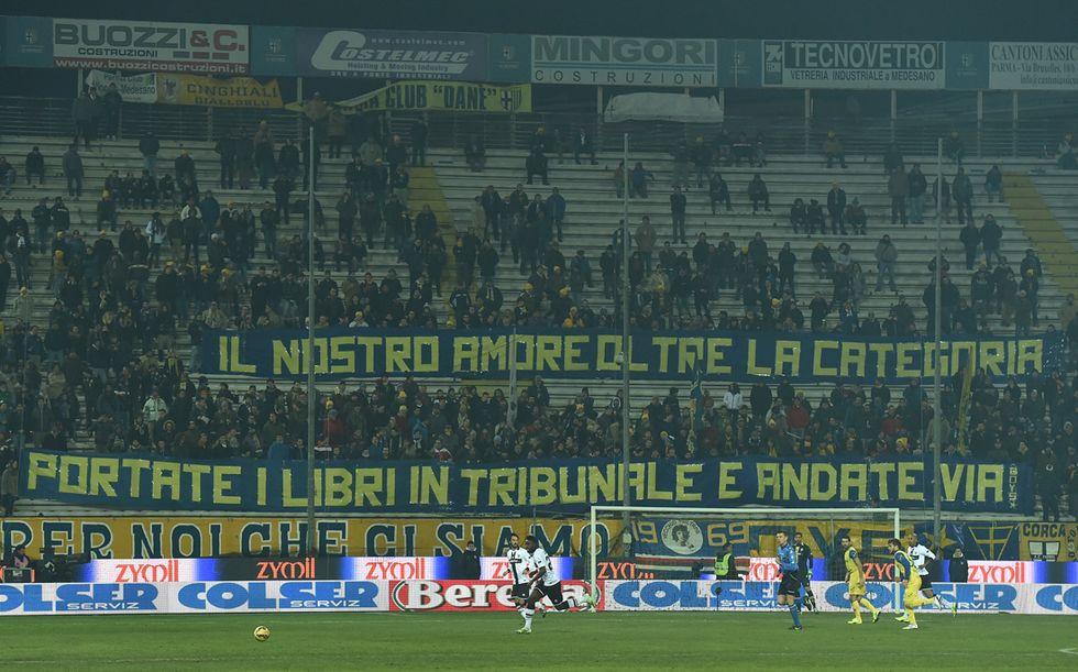 Non si gioca Parma-Udinese