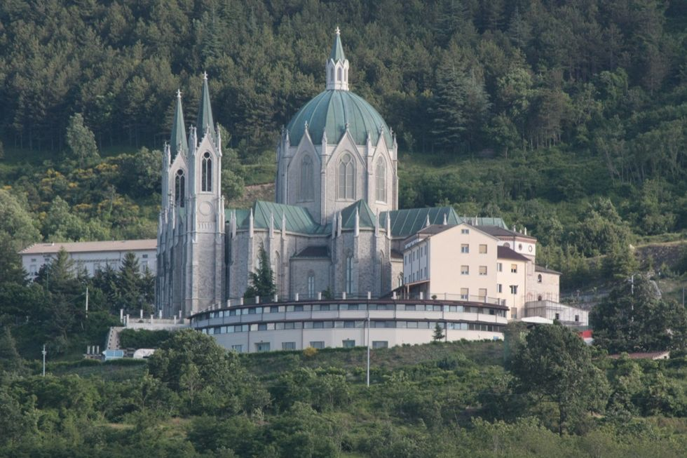 Le apparizioni della Madonna nei borghi meno conosciuti in Italia